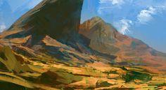 env_colors, Victor Hugo Harmatiuk on ArtStation at https://www.artstation.com/artwork/env_colors