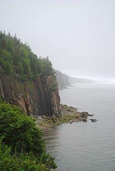 Bay of Fundy, Nova Scotia, Canada