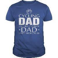 CYCLING DAD Cycling T Shirts, Biker T Shirts, Sweater Hoodie, Crew Neck Sweatshirt, 1920s Fashion Women, Ride Out, Cut Sweatshirts, Sorority Shirts, Personalized T Shirts