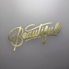 Hand Drawn Lettering & Typography. DIY-Lettering