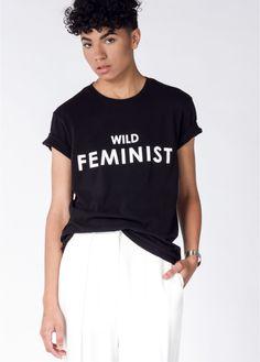 Wild Feminist™  Tee