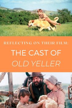 The family classic Old Yeller is poignantly and lovingly recalled by its youngest cast members. Old Yeller, Chuck Connors, Swiss Family Robinson, Joy And Sadness, Cattle Drive, The Searchers, Mickey Mouse Club, Western Movies