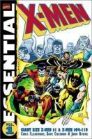 Essential X-Men by Chris Claremont, John Byrne, and Dave Cockrum