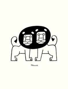 illustration by Studio-Takeuma Illustrations And Posters, Children's Book Illustration, Black Jokes, Black And White Illustration, Art Sketches, Graphic Art, Hedgehog, Studio, Drawings
