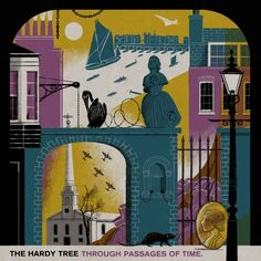 The Hardy Tree - Looking Down On London by Clay Pipe Music