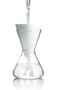 Soma holds about six 8-ounce glasses of water