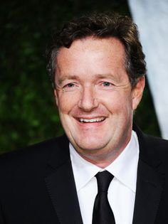 "Piers Morgan  Host, ""Piers Morgan Tonight"""