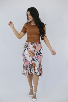 New Womens Fashion Formal Work Outfits 55 Ideas Fall Fashion Outfits, Modest Fashion, Fashion Dresses, Womens Fashion, Cute Skirt Outfits, Work Outfits, African Print Dress Designs, African Wear Dresses, Fashion Line