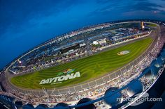 Overview of pre-race activities at Daytona 500