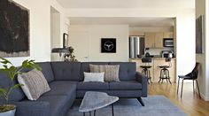 East Village Bachelor Pad by TRC - Life in Sketch