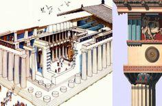 Το τεράστιο μυστικό των Αρχαίων Ελλήνων: Γι' αυτό ο Παρθενώνας μένει όρθιος επί 2.500 χρόνια ενώ δεν έχει θεμέλια! - Retromania - Athens magazine Greek History, Ancient Greece, Big Ben, Athens, Stairs, Mansions, House Styles, Building, Travel