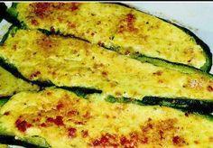 ⇒ Bimby, le nostre Ricette - Bimby, Zucchine Ripiene Vegetariane