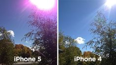 APPLE RESPONDS TO IPHONE 5 PURPLE HAZE CAMERA PROBLEM, SAYS YOU'RE HOLDING IT WRONG    The iPhone 5 has been in the public domain for over a week now, and during that period it has managed to shift over five million units, showing just how popular the device is going to be. The initial popularity doesn't detract from the fact that a number of users have been experiencing issues with the sixth-generation device, one of which is centered entirely around a purple glare appearing ...