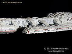 Battlestar Galactica (1979) | Model Forces