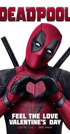 Directed by Tim Miller.  With Ryan Reynolds, Karan Soni, Ed Skrein, Michael Benyaer. A former Special Forces operative turned mercenary is subjected to a rogue experiment that leaves him with accelerated healing powers, adopting the alter ego Deadpool.