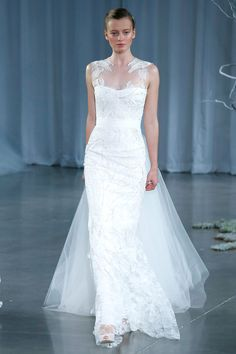 Monique Lhuillier Bridal 2014 | Monique Lhuillier Bridal, otono-invierno 2013/2014 | Galería de fotos ...