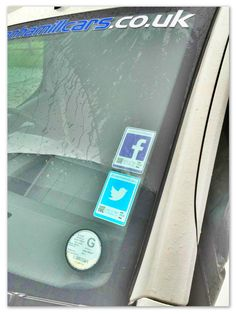 We also offer a range of tags that would look just great on your van just like Ivan Hamill Cars ☞ #Vantag #Logotag #socialmedia