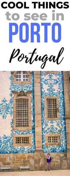 Going on a city break to Porto, Portugal? Don't miss out these top things to do in Porto that should be in everyone's bucket list. Backpacking Europe, Europe Travel Guide, Travel Tours, Packing Tips For Travel, Travel Essentials, Europe Destinations, Travel Ideas, Austria Travel, Norway Travel