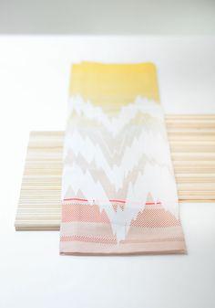 Mae Engelgeer - ISH Tea Towels – Bloesem Class