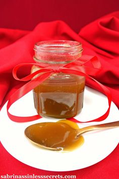 This ooey, gooey, silk Paleo & Vegan Salted Caramel Sauce is just what you need during the holiday season—and any other time of the year! It's ready, start to finish, in 20 minutes with a nearly hands off process, and it uses only 5 ingredients! Easy caramel sauce that's screamingly delicious, Paleo, vegan, gluten-free, refined sugar-free, dairy-free, and clean-eating?! Total mind explosion!