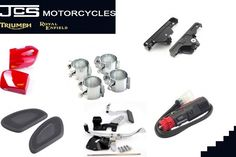 JCS Motorcycles is the most accomplished Triumph dealer in Perth. Apart from Triumph, we deal in Royal Enfield and many used bikes as well. We can also make available almost all Triumph motorcycles parts along with riding gear, clothing and collectables. By allowing customers to buy items online, we make the whole process of purchasing easier, hassle-free for them.