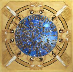 El zodiaco de Dendera, calendario de Dendera,  la diosa de Belleza, musica y amor una de las visitas en Egipto tour a Dendera y visita del templo de Hator en Dendera #tour_Dendera #visita_del_templo_de_Dendera #tours_desde_Luxor http://www.maestroegypttours.com/sp/Excursi%C3%B3nes-en-Egipto/Luxor-Excursiones/Tour-a-los-templos-de-Abydos-y-Dendera-desde-Luxor http://www.maestroegypttours.com/sp/Excursi%C3%B3nes-en-Egipto/Luxor-Excursiones/Tour-a-los-templos-de-Abydos-y-Dendera-desde-Luxor