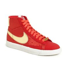 Rank & Style Top Ten Lists | Nike Blazer High Top #rankandstyle #sneakers #topten #best #nike