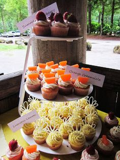 Fancy That Notion: Spring party: dessert table