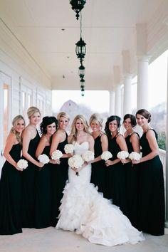 Black and White Wedding at Hyatt Regency Coconut Point Regency