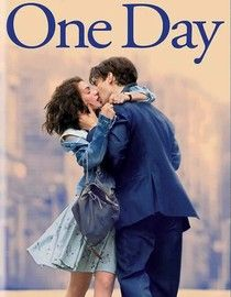 """""""One Day"""" (dir. Lone Scherfig, 2011) --- After a romantic tryst on college graduation night, Emma Morley (Anne Hathaway) and Dexter Mayhew (Jim Sturgess) pursue separate dreams. This romantic drama based on David Nicholls' novel of the same name checks in with them each year on the same date, tracking their personal and professional progress. MY RATING: 3/5 Stars"""