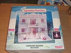 sylvanian-families TOMY UK - Country Manor