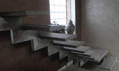 Mit Schiefer Treppen können die ausgefallensten und interessantesten Einrichtungsdeen umgesetzt werden.