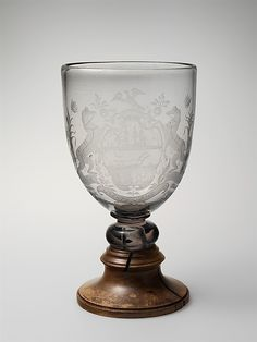 *1791 American (Maryland) Goblet at the Metropolitan Museum of Art, New York