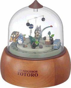 My Neighbor Totoro clock