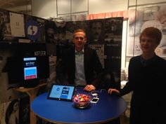 Displaying our products at Maxi Storsenter, Hamar.