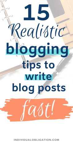 Get these amazing blogging tips and tricks for bloggers to write blog posts fast. These realistic blogging tips will help you create blog posts and content for your blog quickly. So you can be more productive even if you are a beginner blogger. Super charge your content creating a blog writing with these pro blogging tips, tricks and tools. #BloggingTips #BloggerTips #BlogTips #BlogPosts #ContentMarketing #Productivity Blog Writing Tips, Writing Ideas, What To Write About, Entrepreneur, Blog Topics, Blogging For Beginners, How To Start A Blog, Business Marketing, Content Marketing