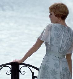 "Julie Andrews as Maria in ""The Sound Of Music"""