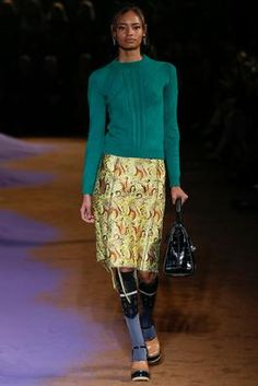 Prada Spring 2015 Ready-to-Wear Fashion Show: Complete Collection - Style.com