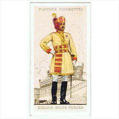 1939 Players Cigarette card 'Military Uniforms of the Brit. Empire O/seas' no.29 on #eBid United Kingdom