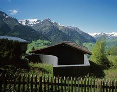 Haus Trancauna | Lumbrein, Switzerland | Morger + Dettli Architekten