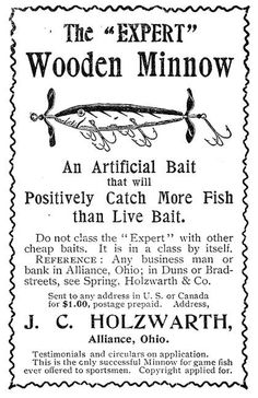 1941 Creek Chub Bait Company Advertisement Garrett Advertising-print Advertising Indiana Clients First