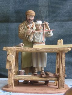 St Joseph, Miniatures, Nativity Scenes, Frame, Pictures, Painting, Diorama, Home Decor, Room