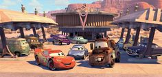 Cars - Diese Theorie zum Pixar-Film wird euch verstören