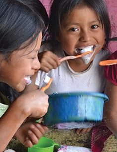 Dental Care is the greatest unmet health-services need among children in poverty. You can protect children from disease, infections and even missed school.