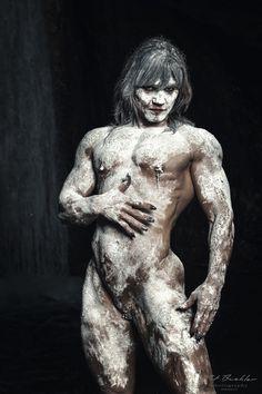 bodybuilding nude Ifbb