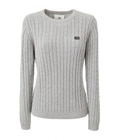 Felizia Cabel Sweater Grey. Shop this and other women fall 2016 styles from Lexington Company on www.lexingtoncompany.com.