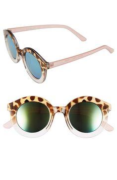 A.J. Morgan 'Dingdong' 44mm Sunglasses available at #Nordstrom
