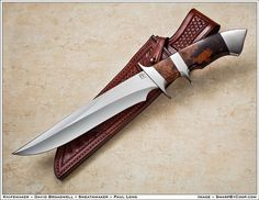 Photos SharpByCoop • Gallery of Handmade Knives - Page 7