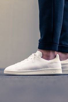 Adidas Stan Smith White Primeknit