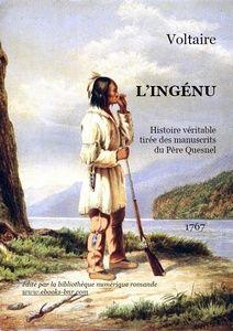 L'INgénu - Voltaire - Bibliothèque numérique romande - Un chasseur huron-wendat appelant l'orignal Cornelius Krieghoff